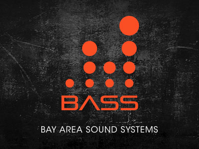 Logo design for Bay Area Sound Systems